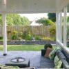 Moderne veranda met lichtstraat te Dronten2