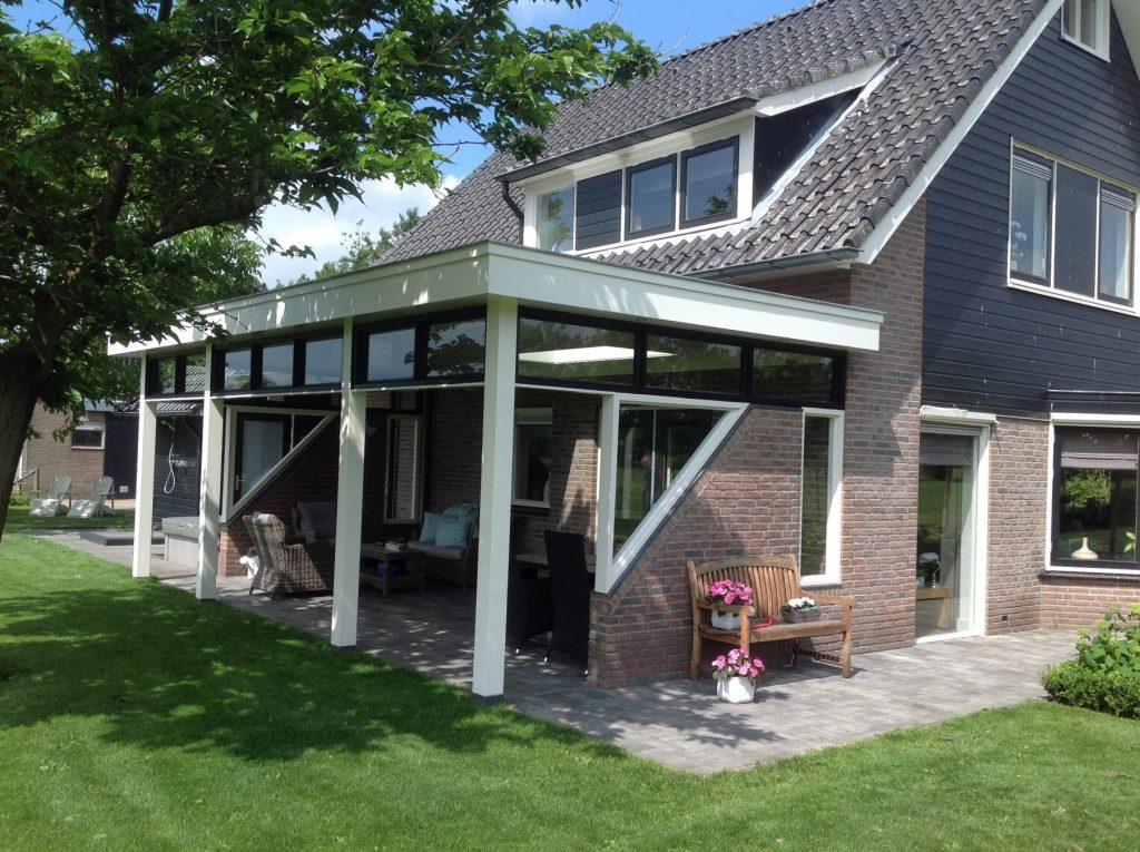 Exclusieve veranda met bovenramen te Nijkerk-010