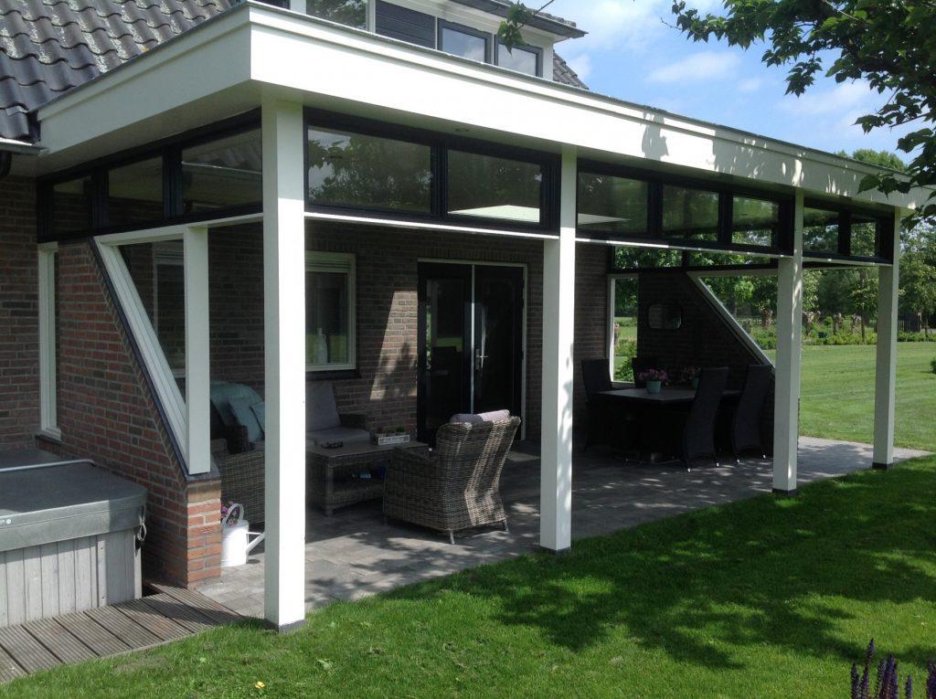 Exclusieve veranda met bovenramen te Nijkerk-007