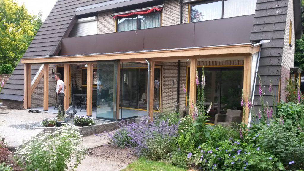 Exclusieve veranda met serre te Scherpenzeel-003