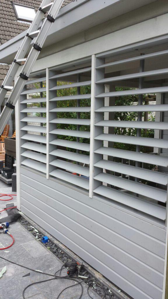 Exclusieve veranda met shutters te Ede-002