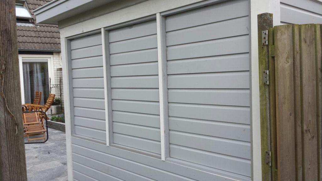 Exclusieve veranda met shutters te Ede-003