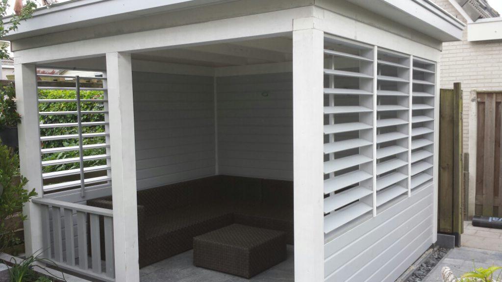 Exclusieve veranda met shutters te Ede-007
