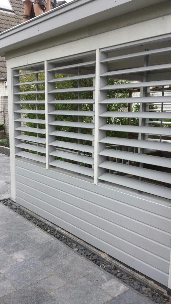 Exclusieve veranda met shutters te Ede-009