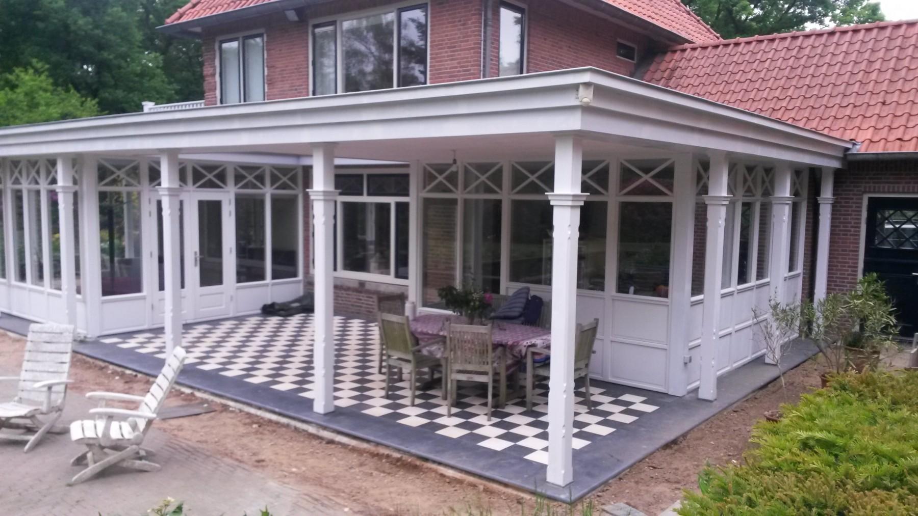 Exclusieve veranda te Doorwerth-001