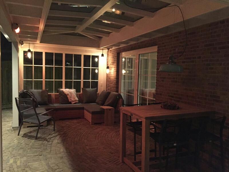 Luxe veranda te Zeewolde-005