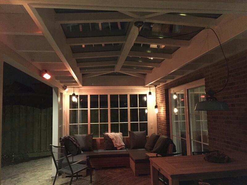 Luxe veranda te Zeewolde-004