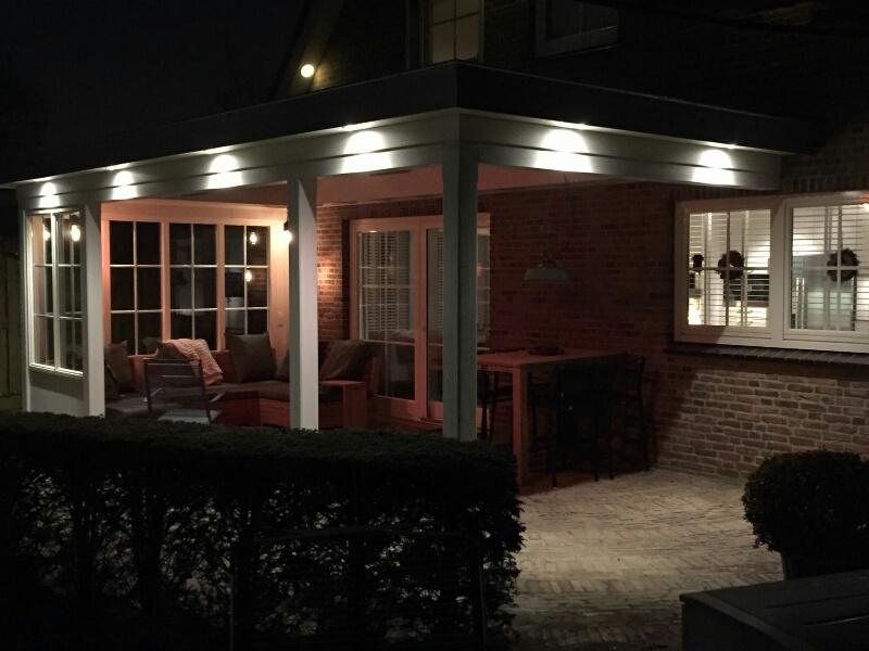 Luxe veranda te Zeewolde-003