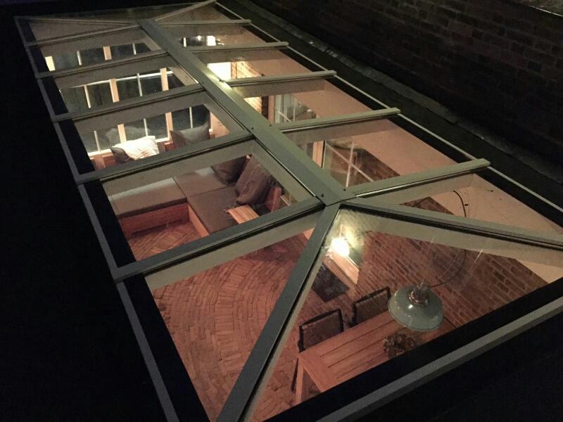 Luxe veranda te Zeewolde-001