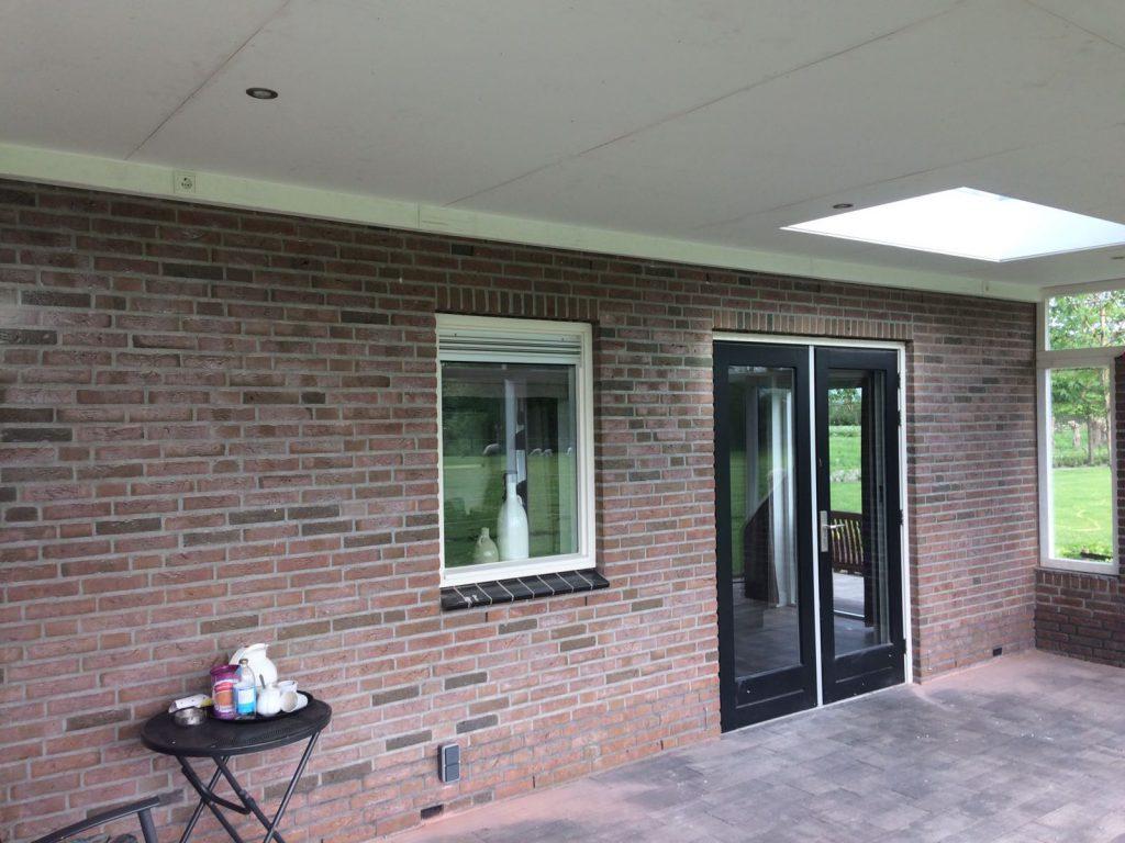 Exclusieve veranda met bovenramen te Nijkerk-006