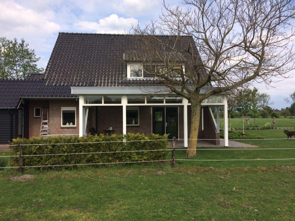 Exclusieve veranda met bovenramen te Nijkerk-004