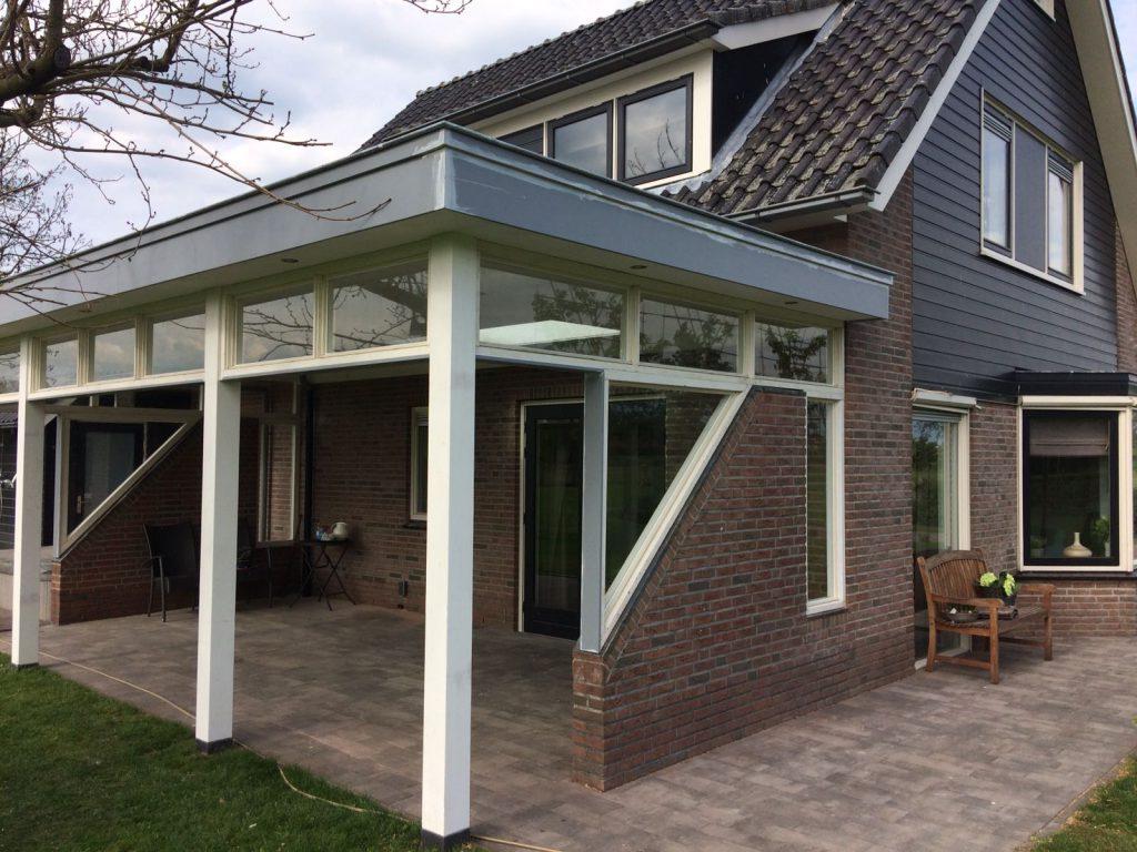 Exclusieve veranda met bovenramen te Nijkerk-003