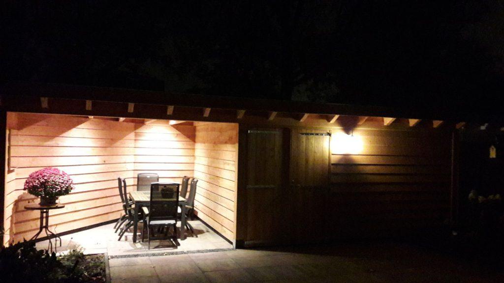 Klassieke veranda met schuur te Leusden-002