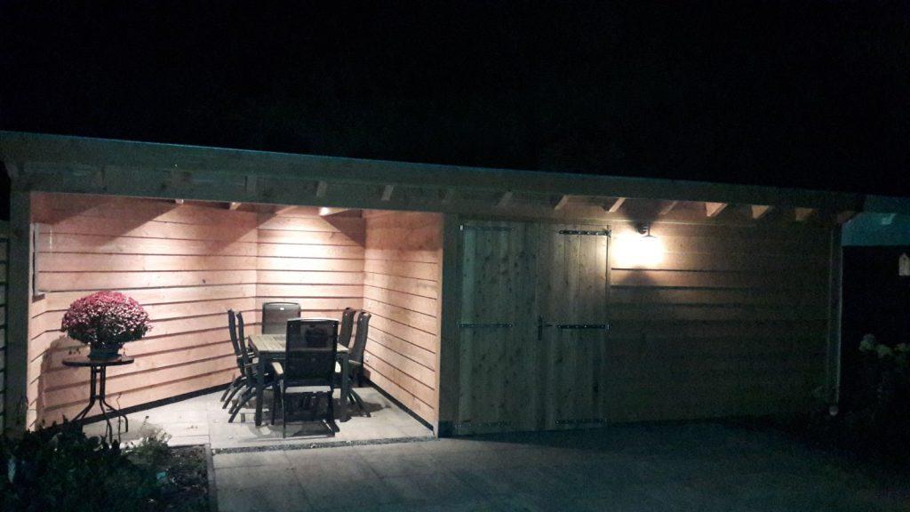 Klassieke veranda met schuur te Leusden-003