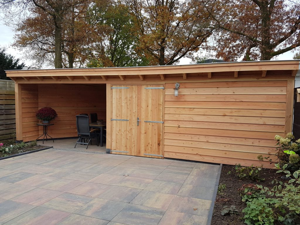 Klassieke veranda met schuur te Leusden-010