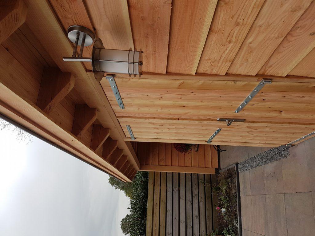 Klassieke veranda met schuur te Leusden-012
