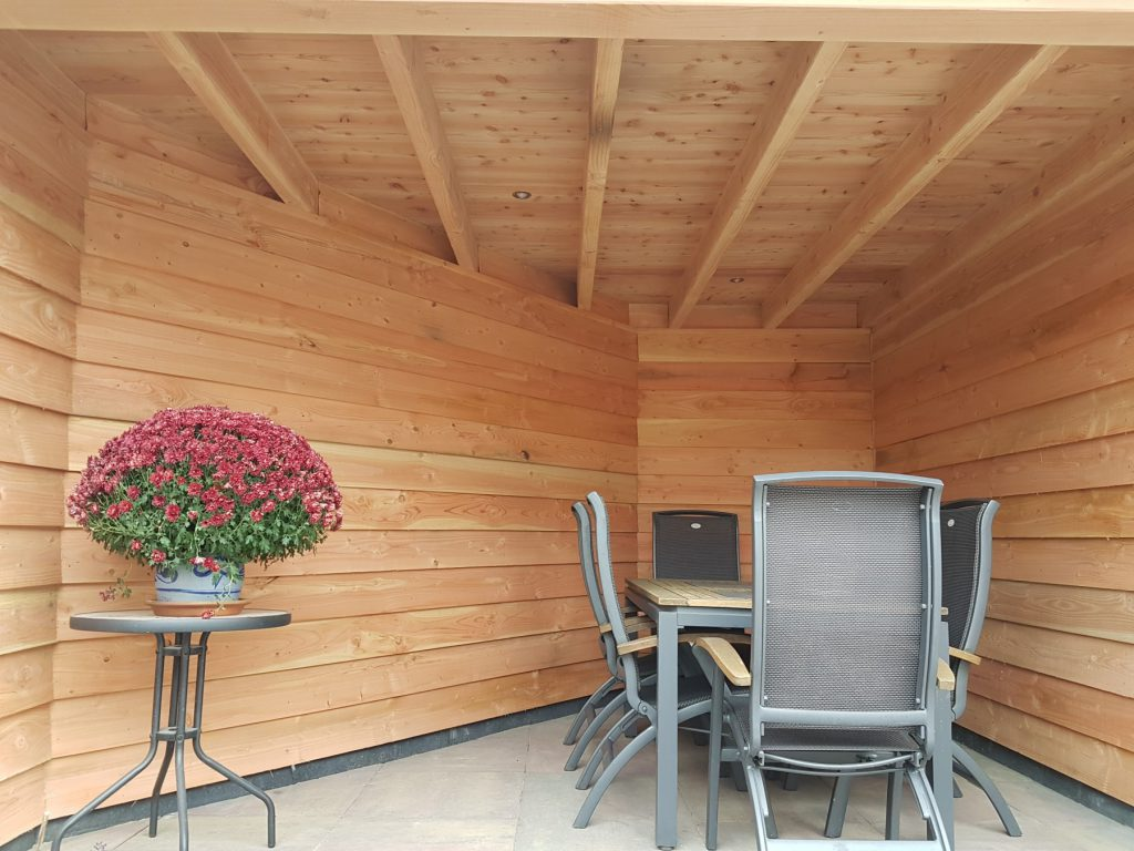Klassieke veranda met schuur te Leusden-013