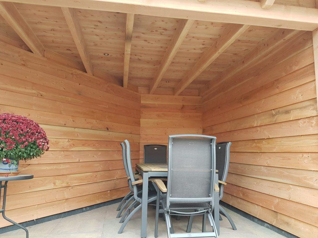 Klassieke veranda met schuur te Leusden-014