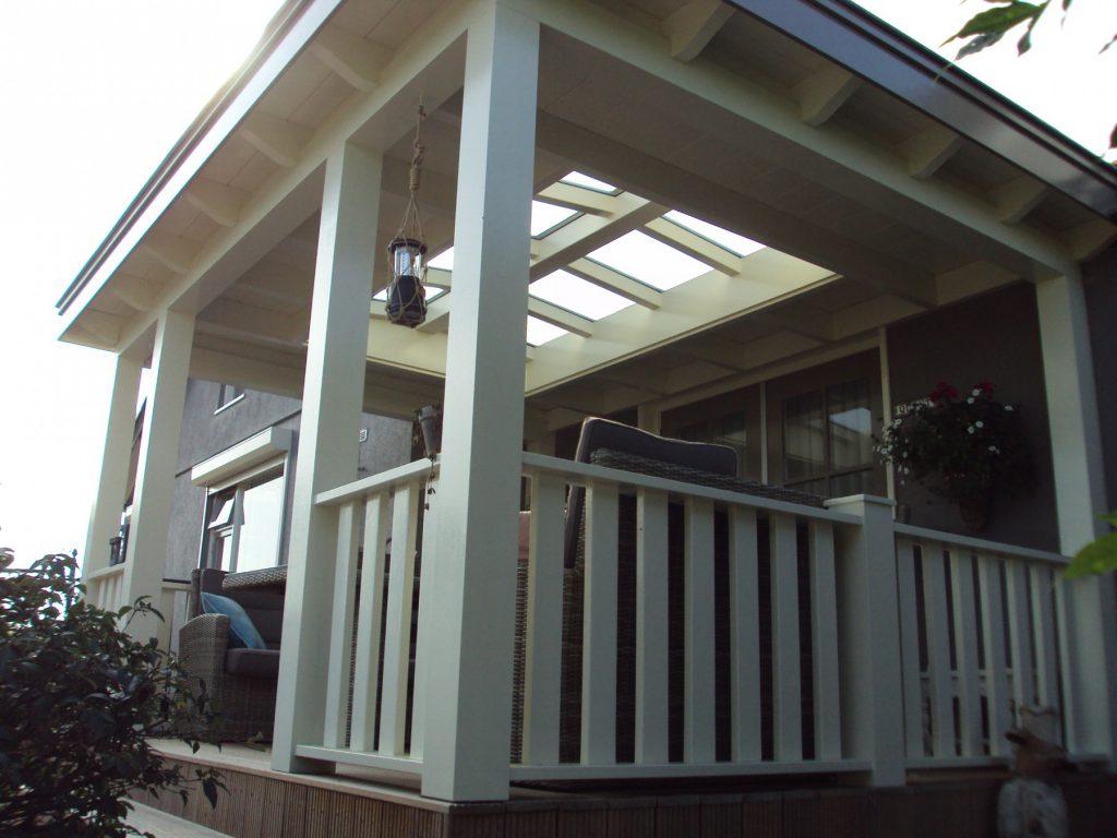 Klassieke veranda met vlonder te Scherpenzeel-007