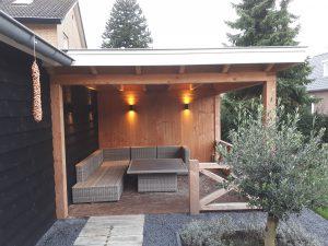 Luxe tuinhuis op maat