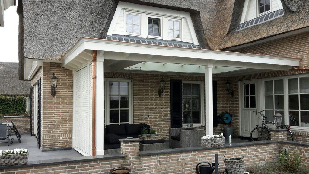 Landelijke veranda met lichtstraat te Gouda-014