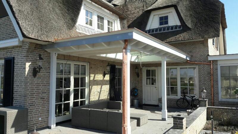 Landelijke veranda met lichtstraat te Gouda-020
