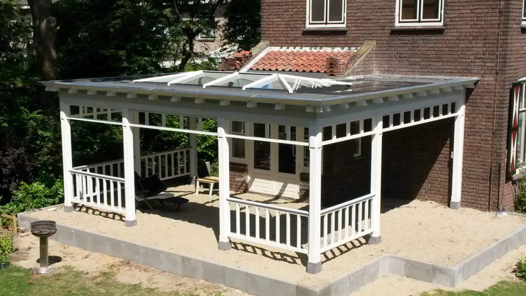 Luxe Veranda met lichtstraat te Dordrecht-011