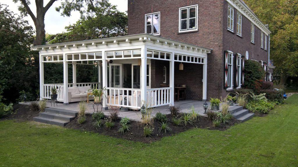 Luxe Veranda met lichtstraat te Dordrecht-034