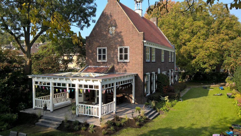 Luxe Veranda met lichtstraat te Dordrecht-035