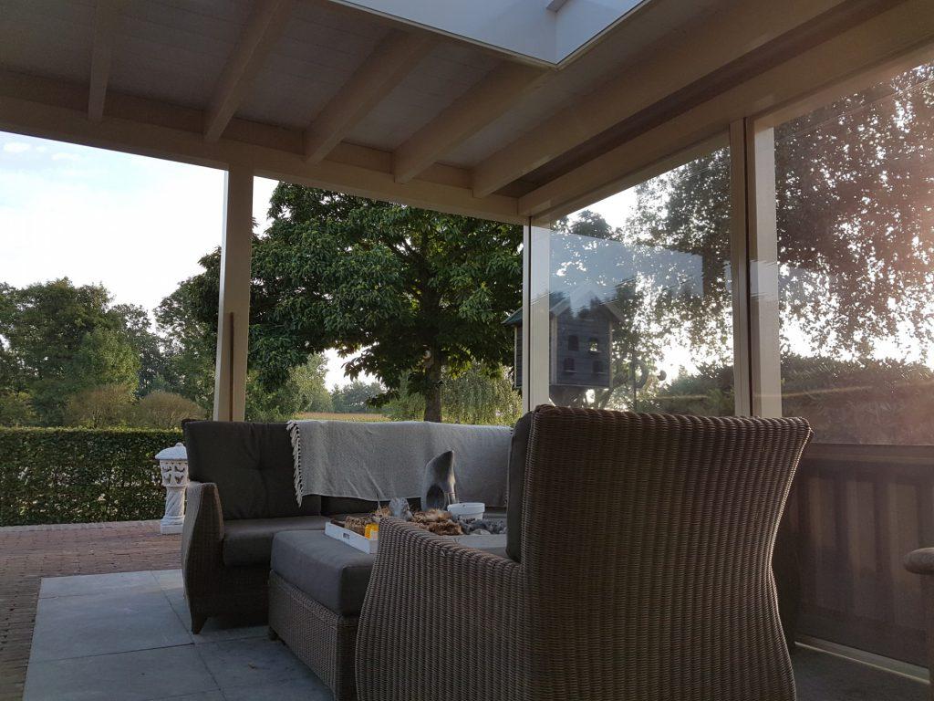 Luxe veranda met lichtstraat te Terschuur-009