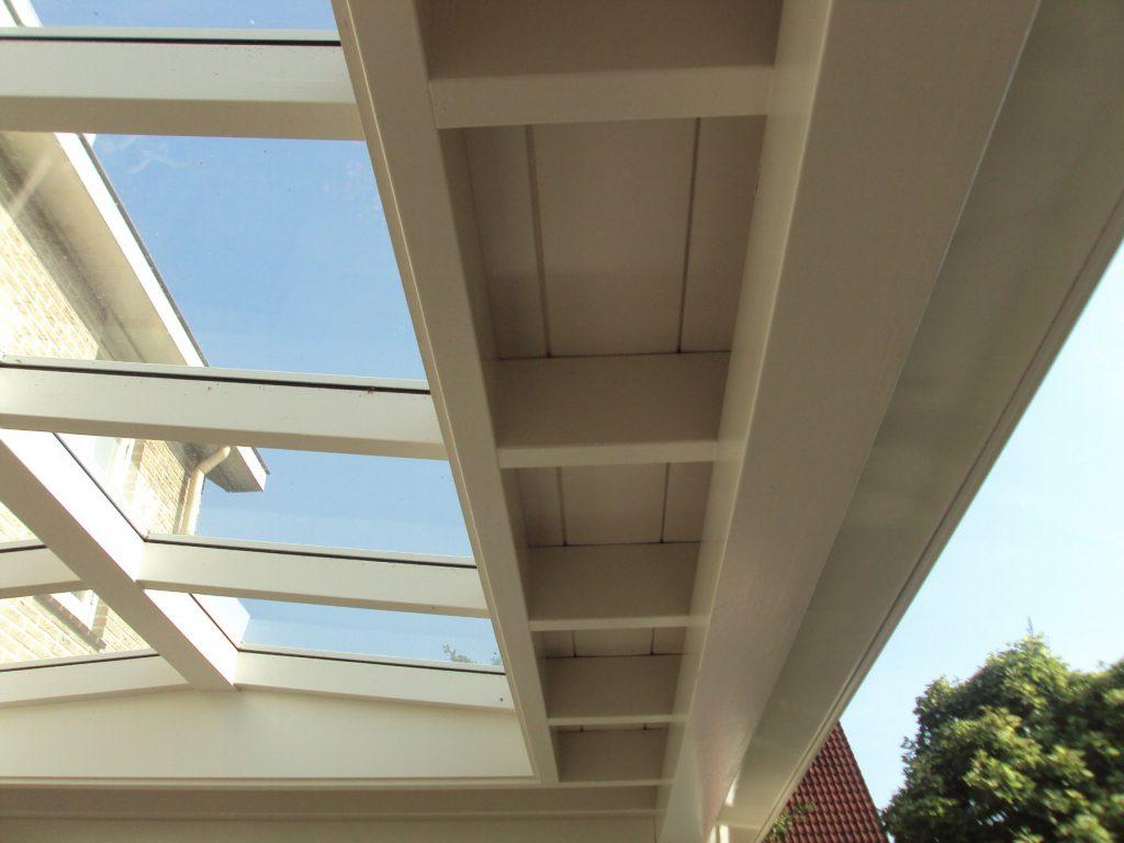Moderne veranda met lichtstraat te Barneveld-006