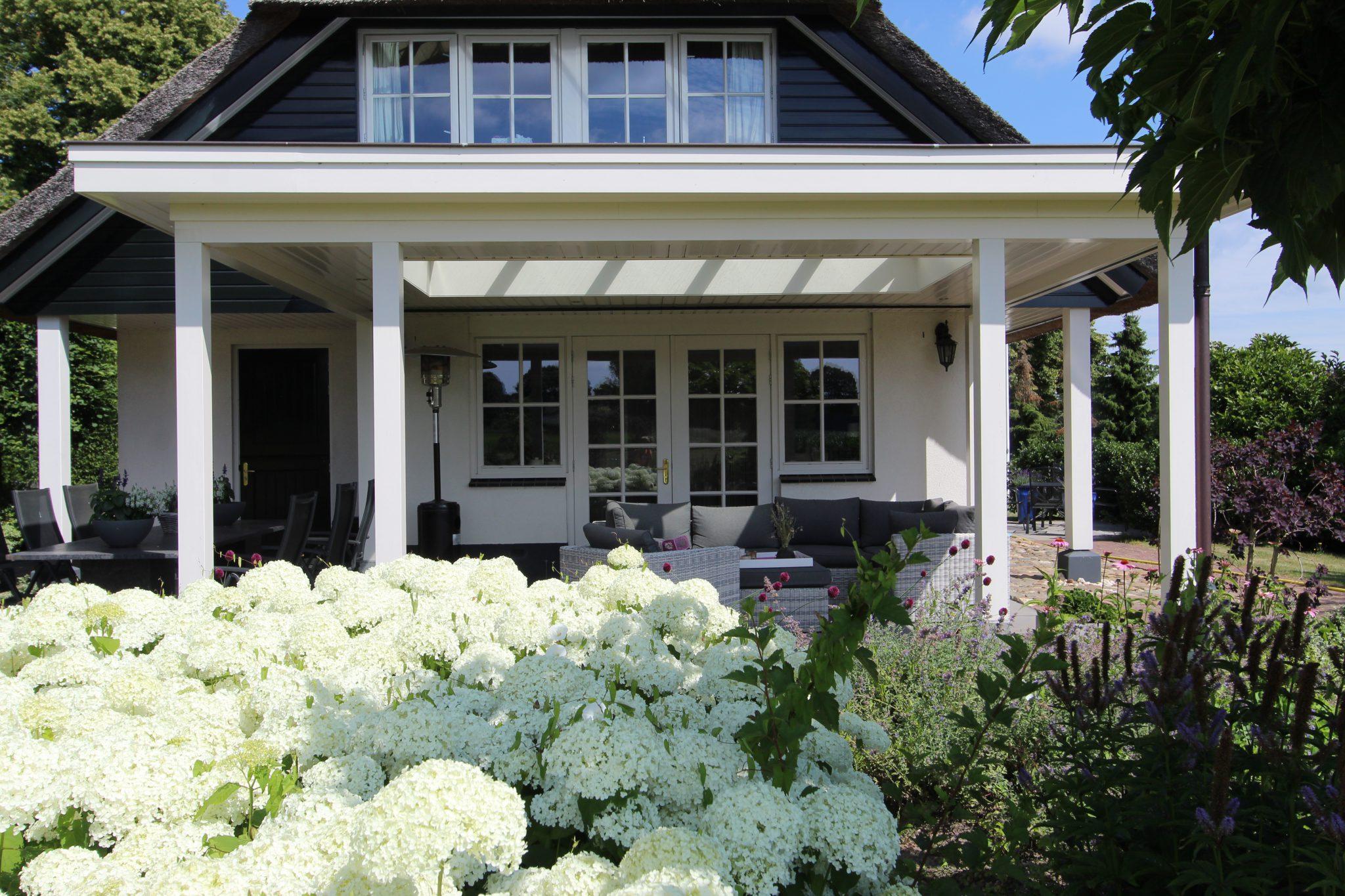Luxe veranda te Beekbergen