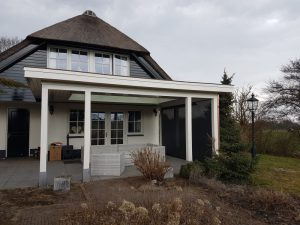 Luxe veranda's