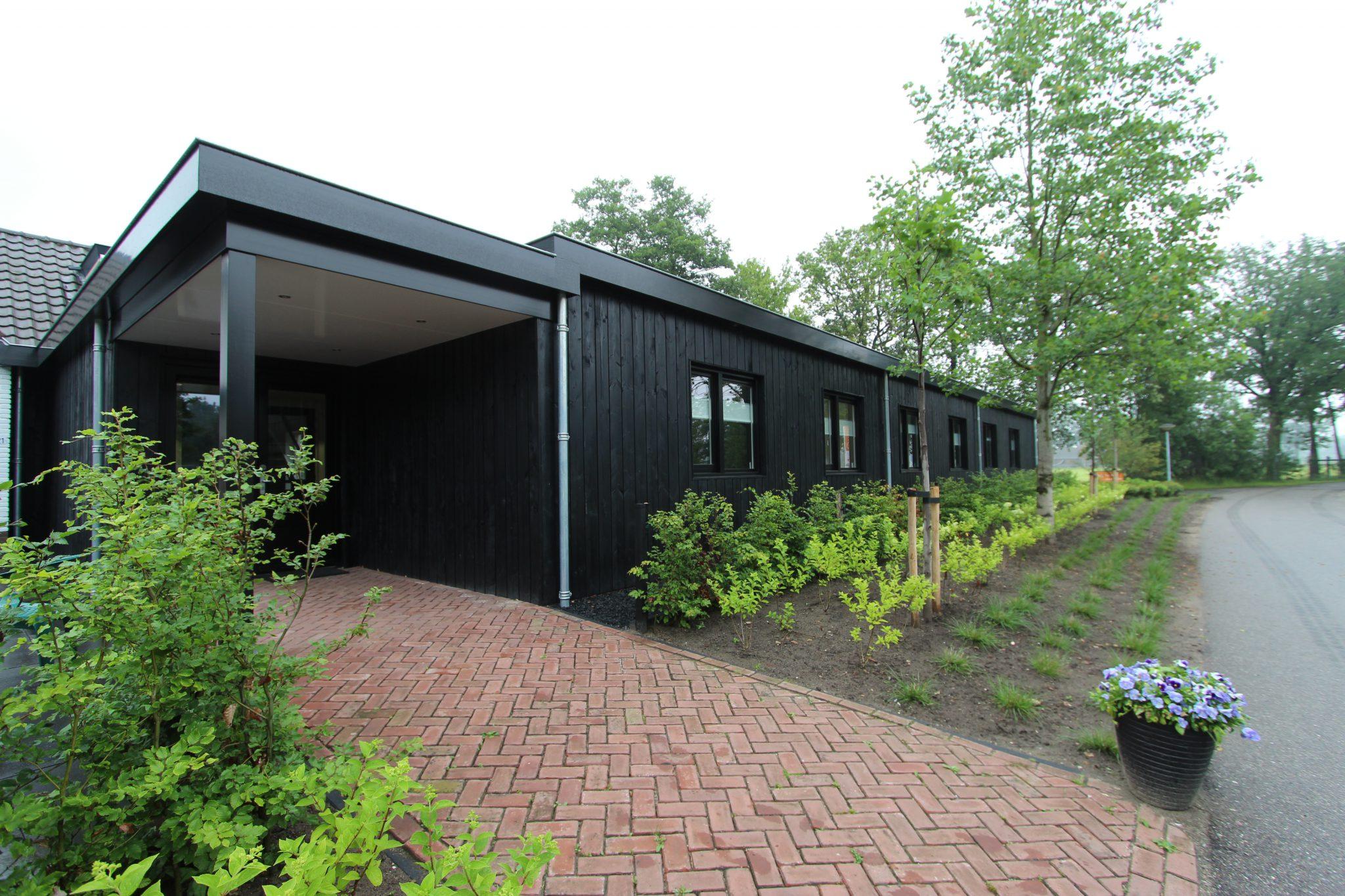 Landelijk kantoorpand te Barneveld