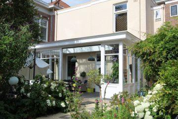 Klassieke veranda te Oosterbeek