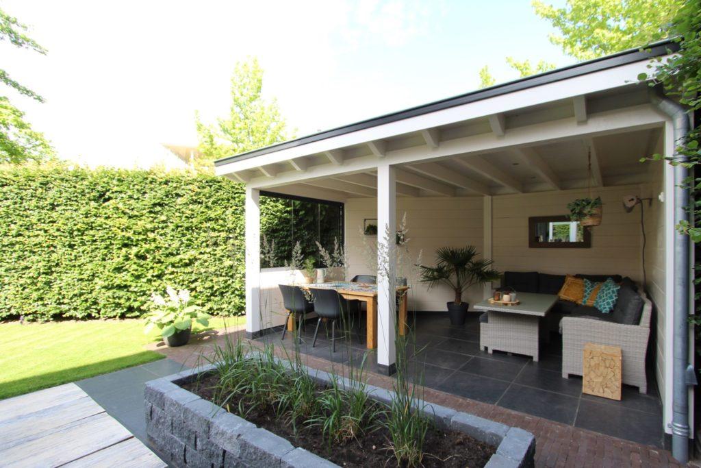 Moderne veranda de VerandaSpecialist